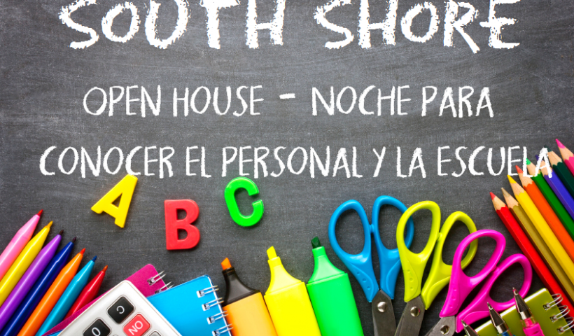 South Short Open House