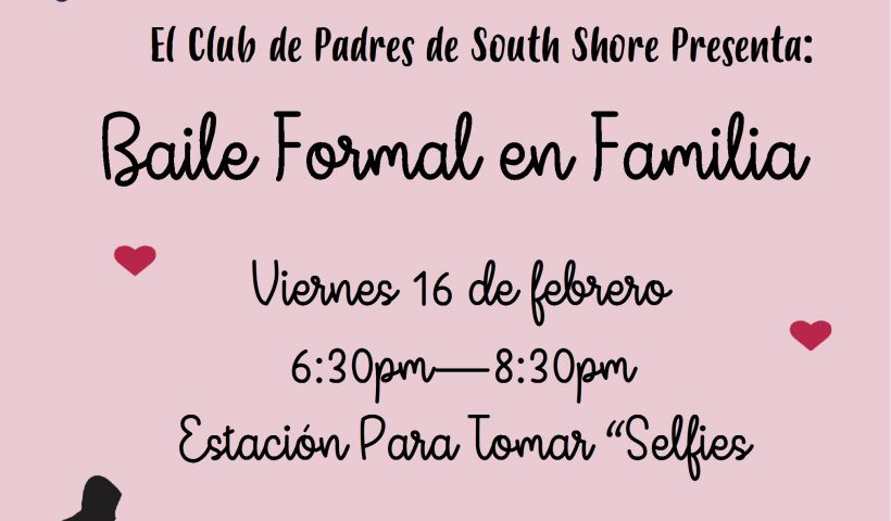Formal Dance Spanish